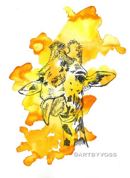 Pbbbbbt Giraffe