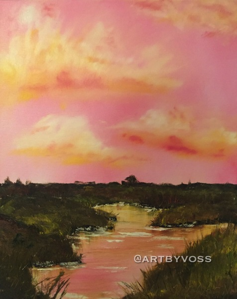 Marsh at Dawn