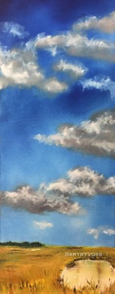 Blue Sky Prairie Tall