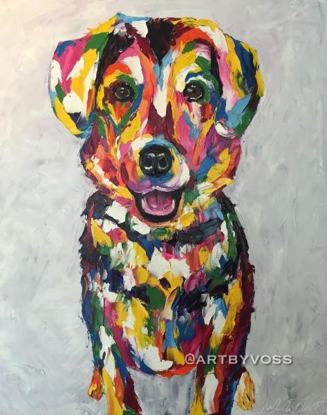 Caitlin's Pup