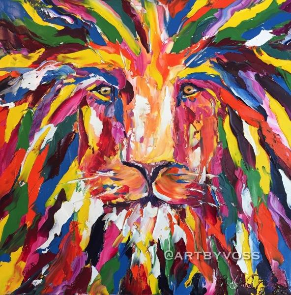 Majestic Lion, Take Two