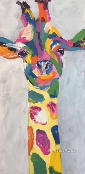 Georgia Giraffe