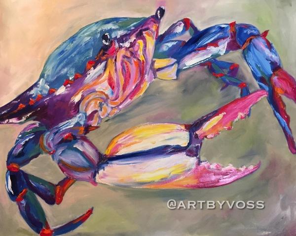 Jenny's Crab