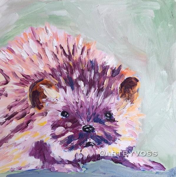 Jenny's Hedgehog