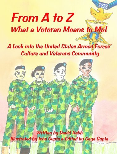 From A to Z What a Veteran Means to Me!