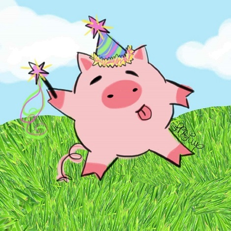 Party Pig!