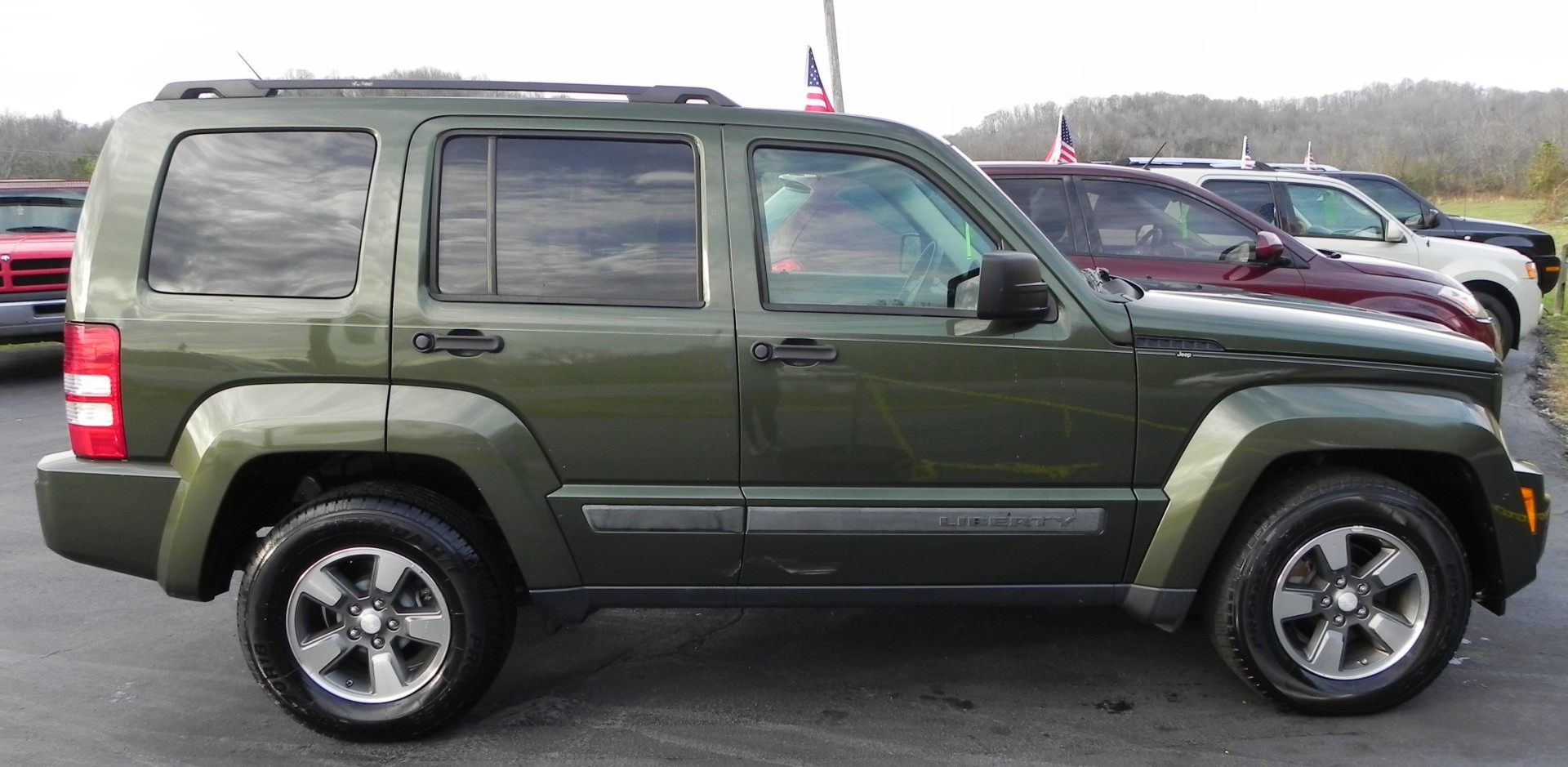 2008 Jeep Liberty 4x4