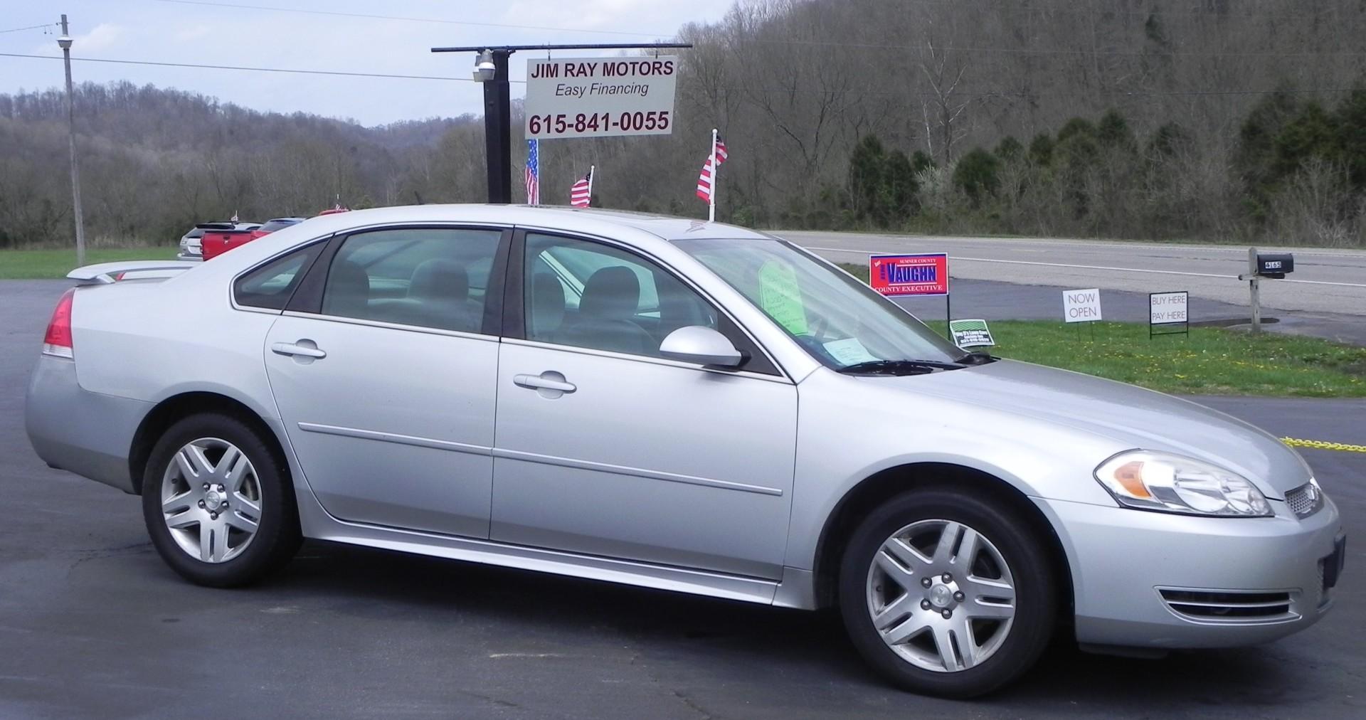 2013 Chevrolet Imala