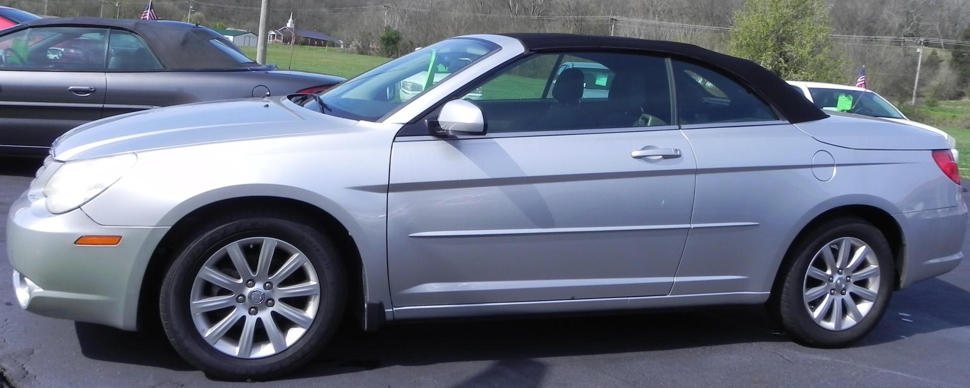 2010 Chrysler Sebring Convertible