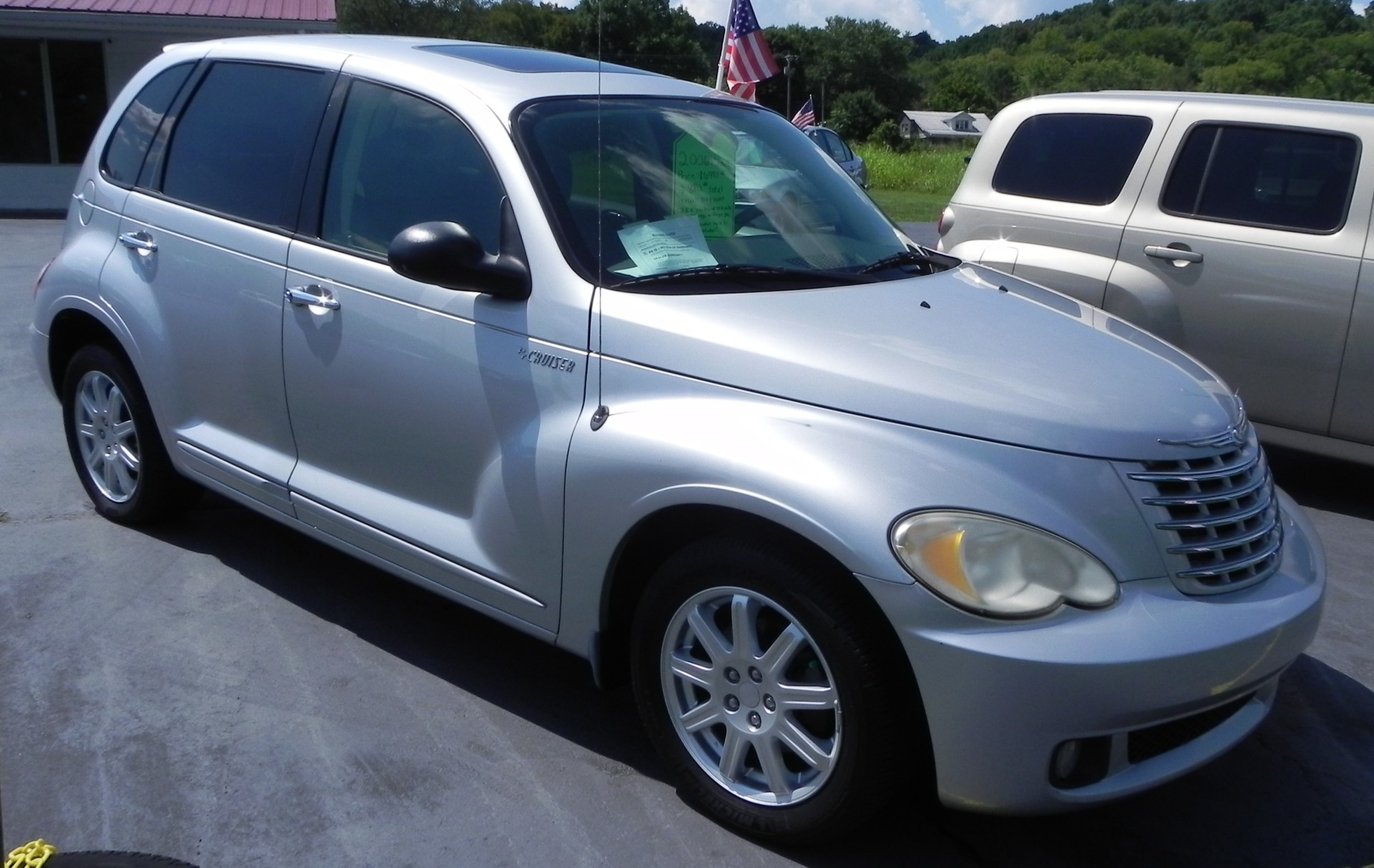 2006 Chrysler PT Cruiser Limited (Recently Rebuilt Motor & more!)