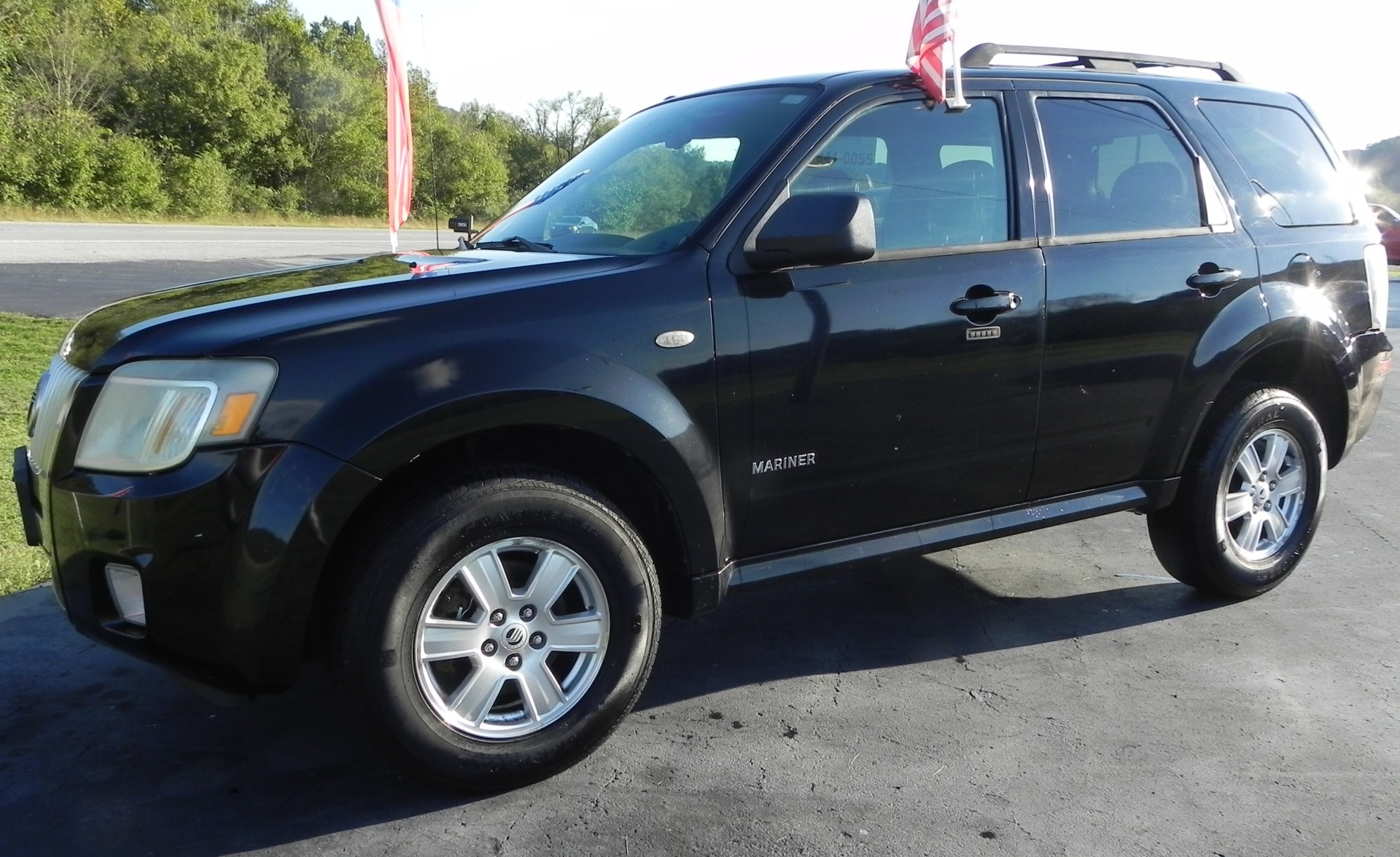2008 Mercury Mariner (All Wheel Drive)