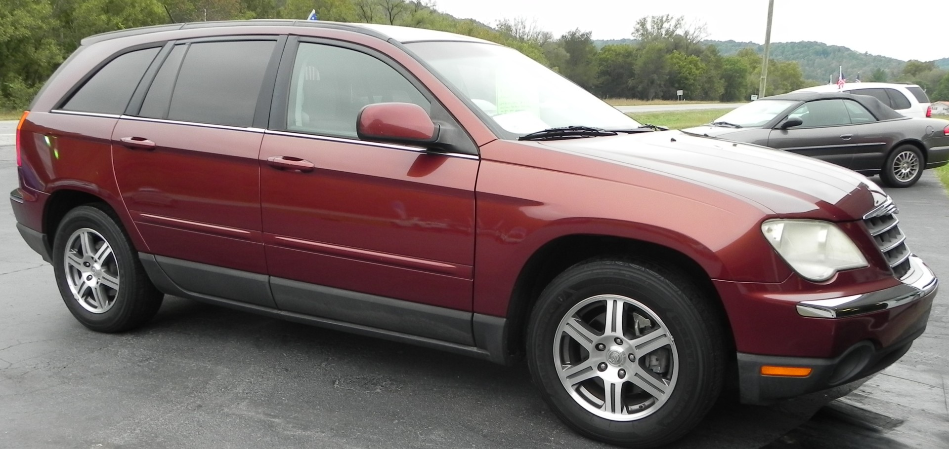 2007 Chrysler Pacifica (3rd Row Seats)