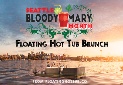 Grand Prize: Floating Hot Tub Brunch