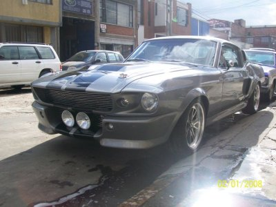 Ford Mustang 68 ELEANOR
