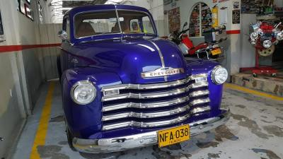 Chevrolet Pick Up 1953 - Restomod