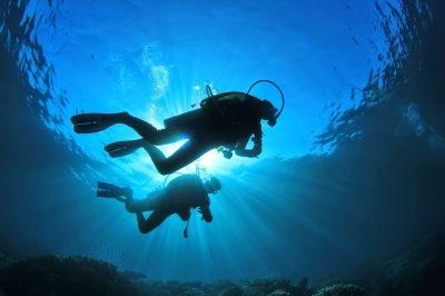 Diving di sabang bersama medan tour