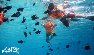 paket snorkeling sabang