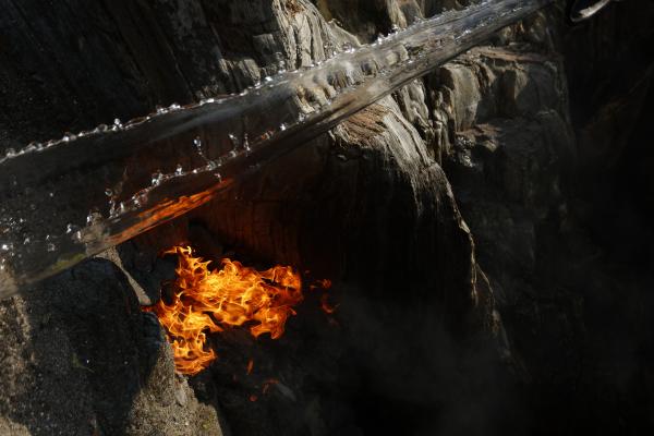 Winter Fires Sybilline