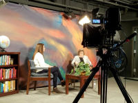 """Katie Shands talks about her new book, """"Finding Franklin."""""""