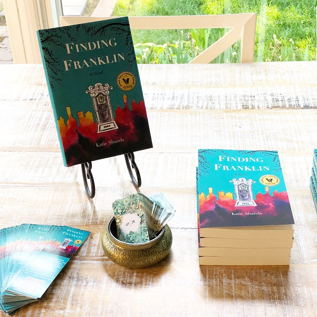 """Book launch for """"Finding Franklin"""""""