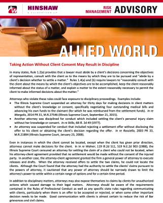 Data Breaches, Cyber Risk Management, ALA, BreachPro