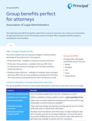 ALA Program Overview
