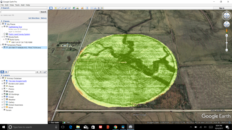 Midwest UAS Imagery