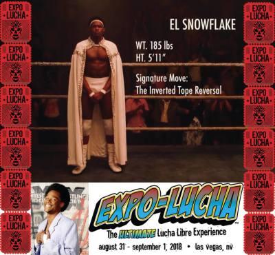 EL SNOWFLAKE / HUMAN TORNADO