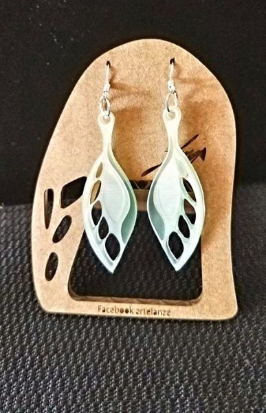 Hoja Natura earrings