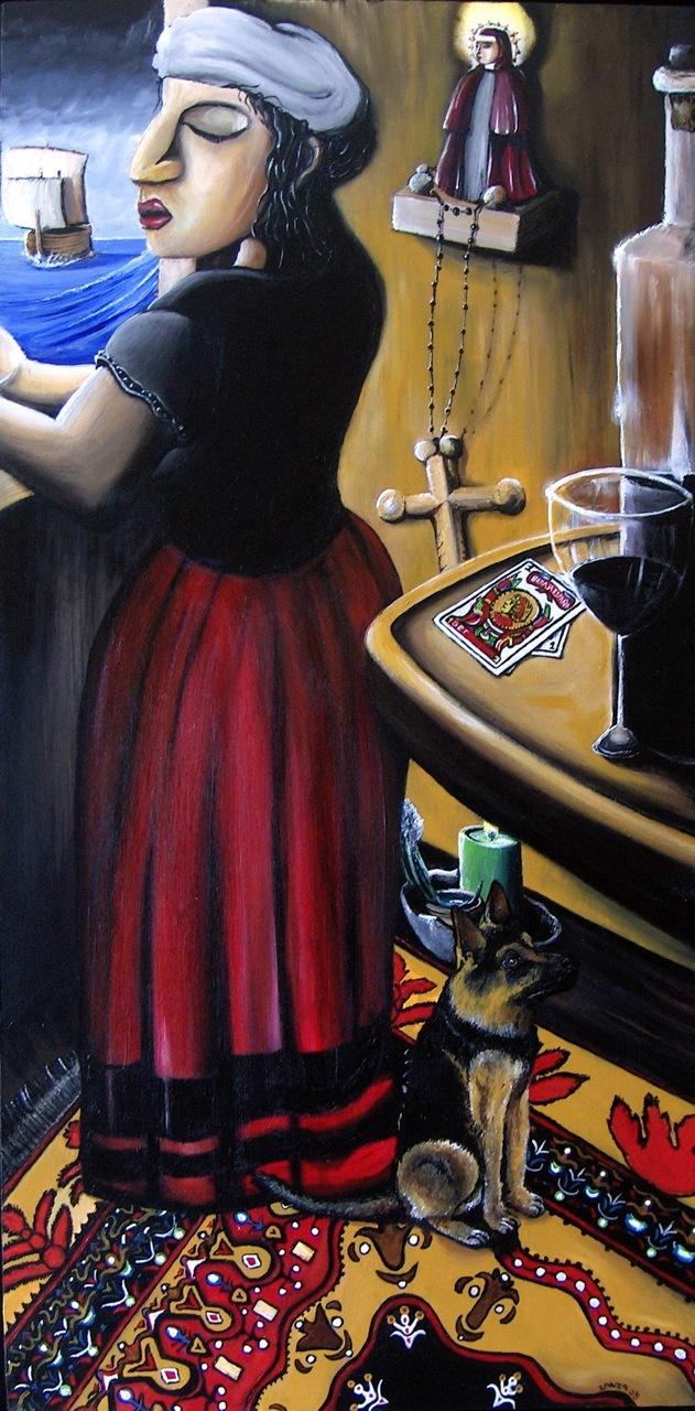 Abuela la Santera