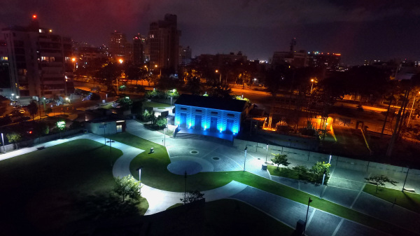 Parque Laguna Condado