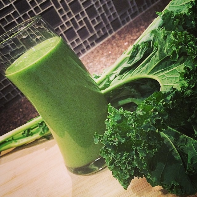 The Power of High Vibe Greens, Smoothie Recipe