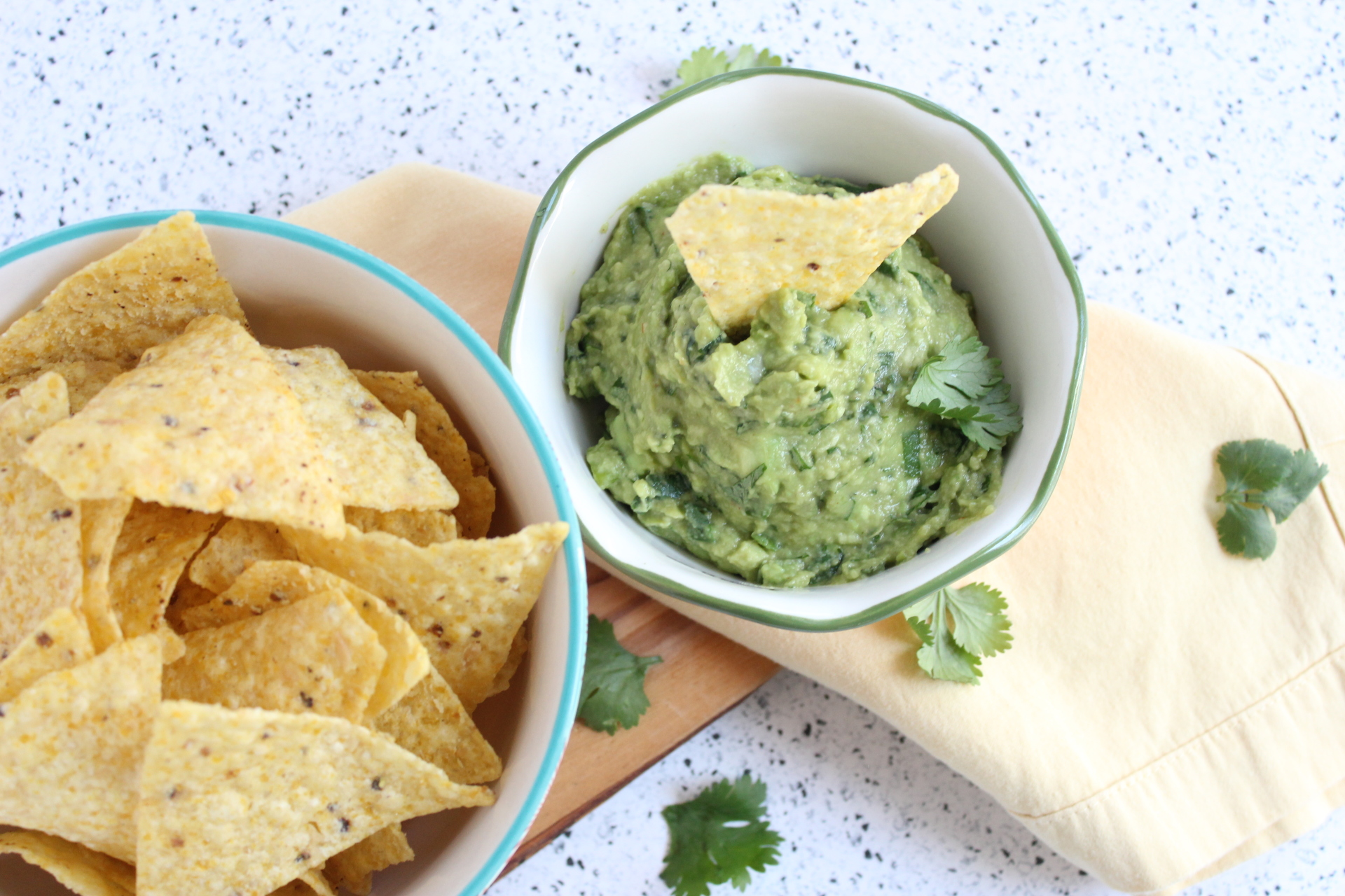 RECIPE: Quick N' Dirty Guac, Avocado Skin Masks
