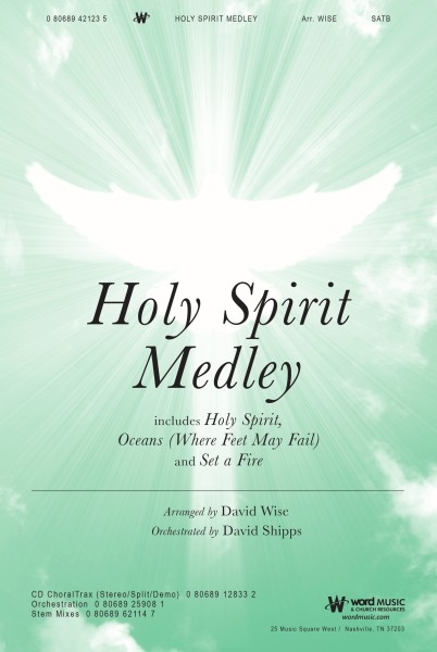Holy Spirit Medley