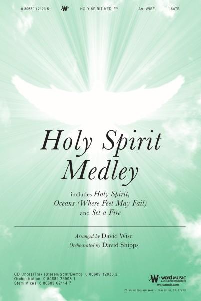 Holy Spirit Medley