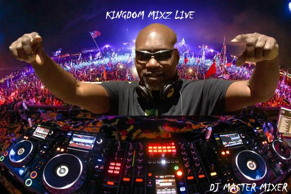 DJ Master Mixer