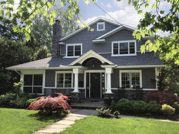 Kenilworth Avenue Residence
