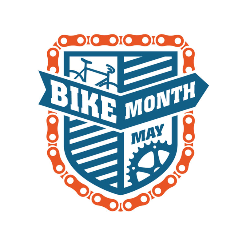 Turn in Bike to School Month calendars TODAY