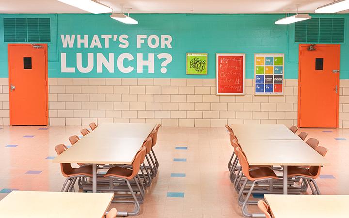 December - School Lunch Menu