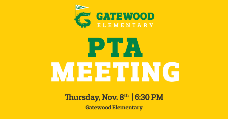11/08 PTA Meeting with Special Education Topic