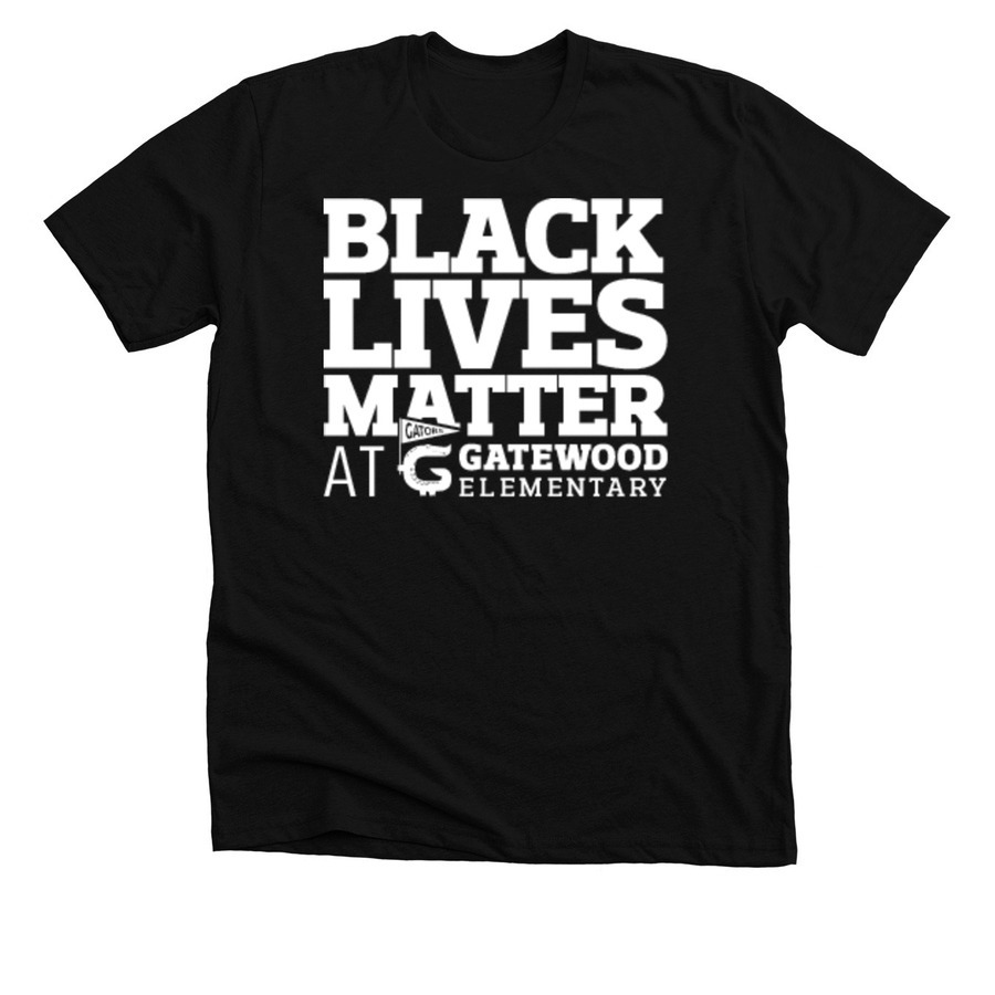 5 Days Left for BLM at Gatewood Shirts