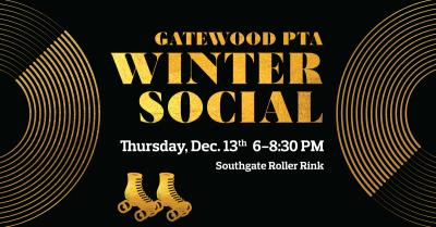 THURSDAY! PTA Winter Social