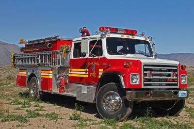 Engine-40 1989 Marion Type I Engine