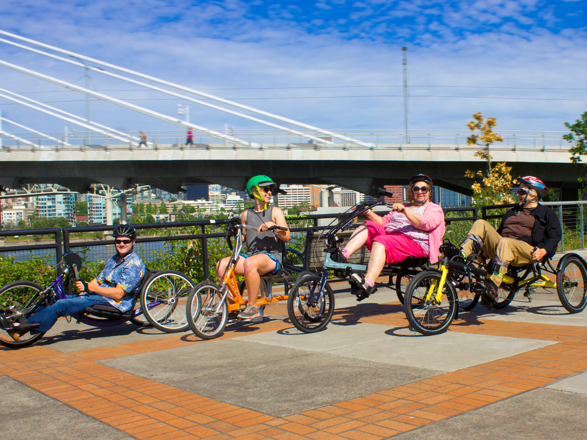 Portland Says Adaptive Bike-Share Pilot Was a Win