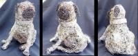 wire pug by brandy stark of bstarkart in saint petersburg florida