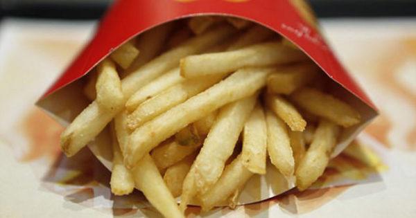 mcdonalds french fries