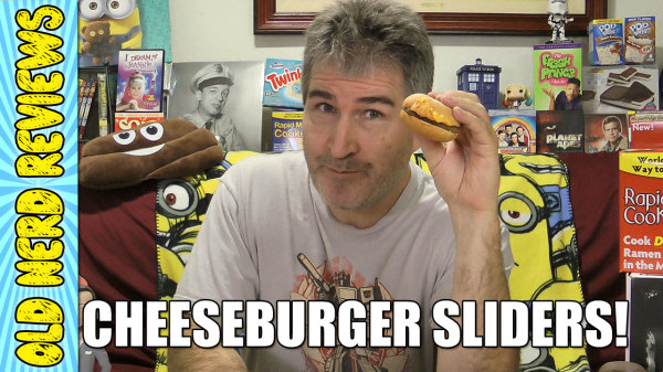 REVIEW: Fast Bites Cheeseburger Sliders (Eating The Dollar Stores, EP #48) 🍔