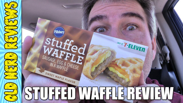 7 eleven stuffed waffle review