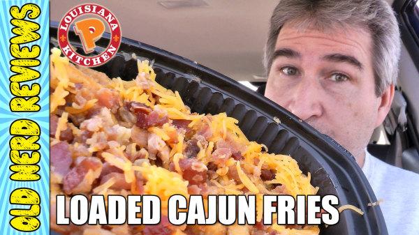 popeyes loaded cajun fries