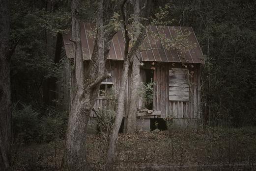 Ole Eriksen's cabin